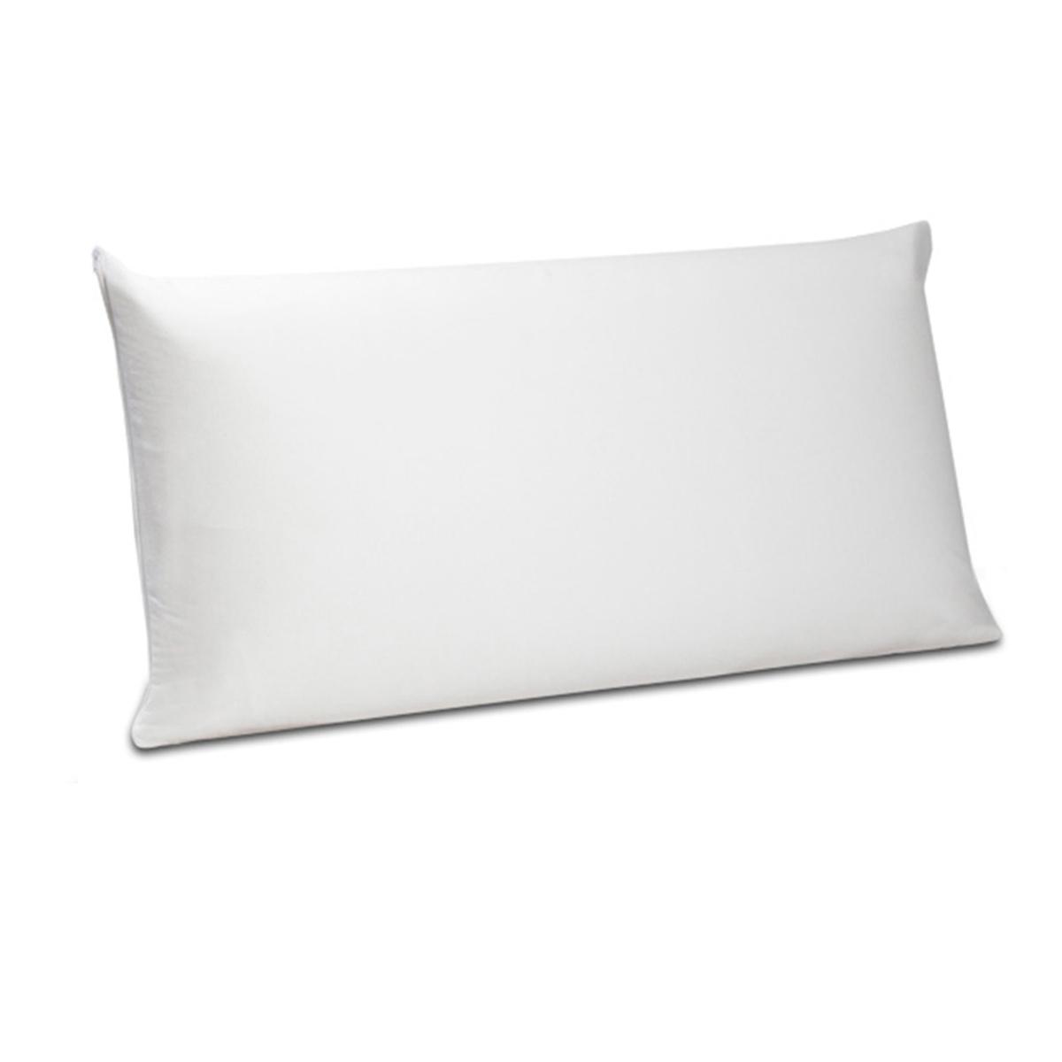 Чехол защитный непромокаемый на подушку из 100% биохлопкаХарактеристики защитного чехла на подушку из 100% биохлопка :Джерси, 100% биохлопок (135 г/м?) со слоем полиуретановой пленки (40 г/м2), прозрачной и дышащей.Застежка на молнию.Машинная стирка при температуре до 60 °С.<br><br>Цвет: экрю