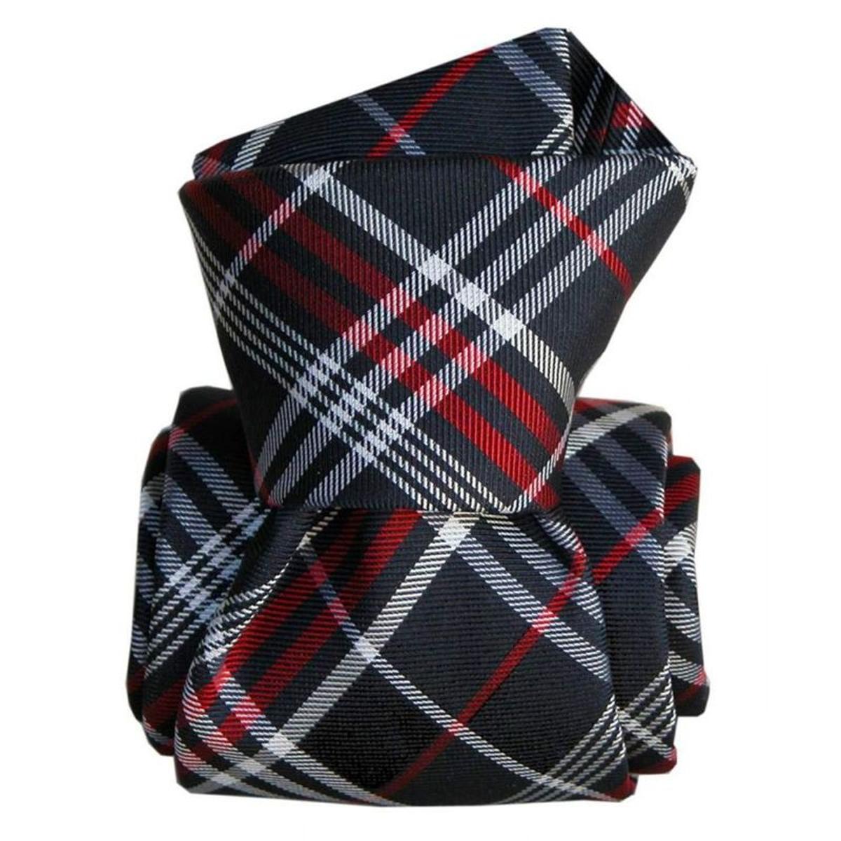 Cravate luxe soie livigno