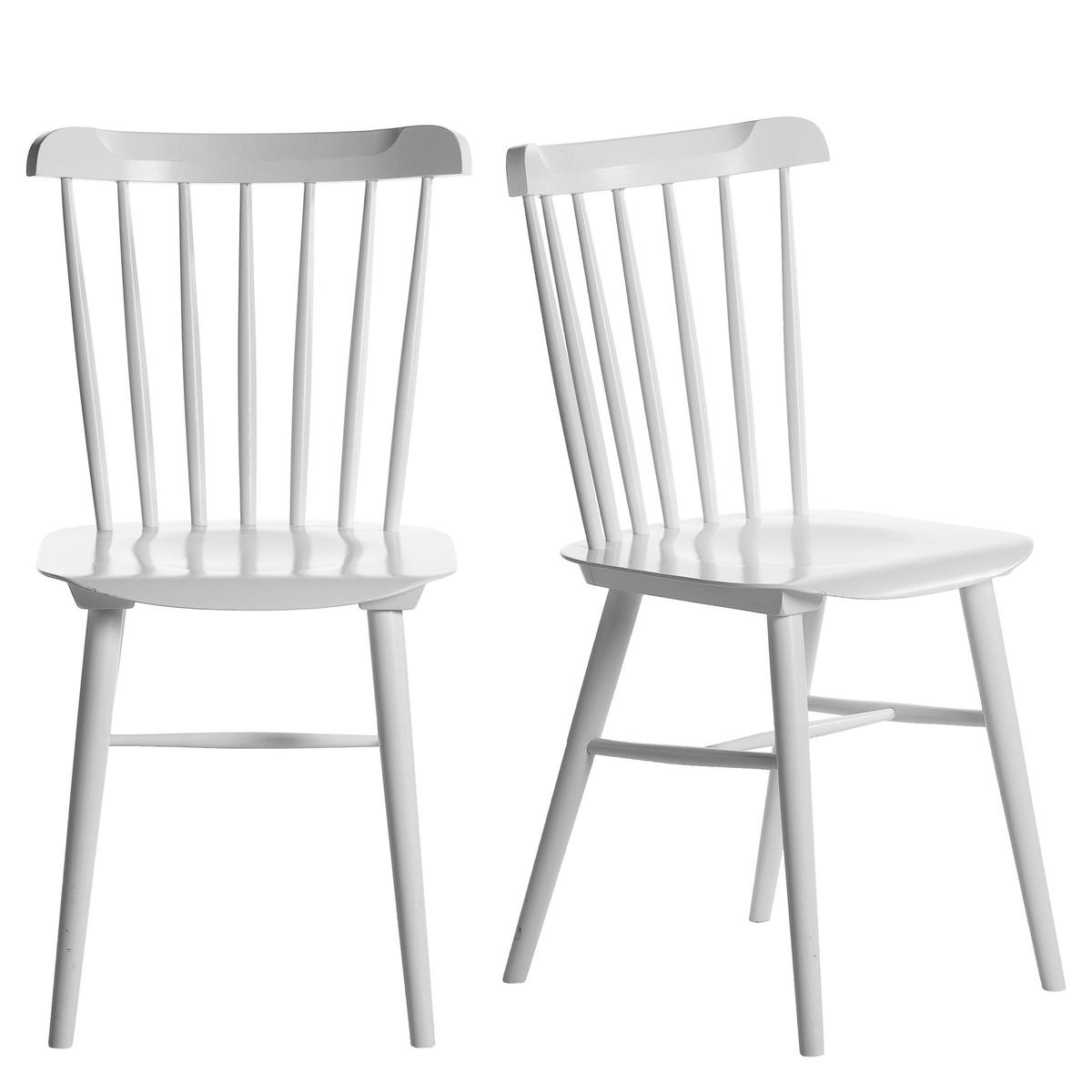 Комплект из 2 стульев Ivy штора bartica quelle quelle 770777 2 в ш 175x140 см