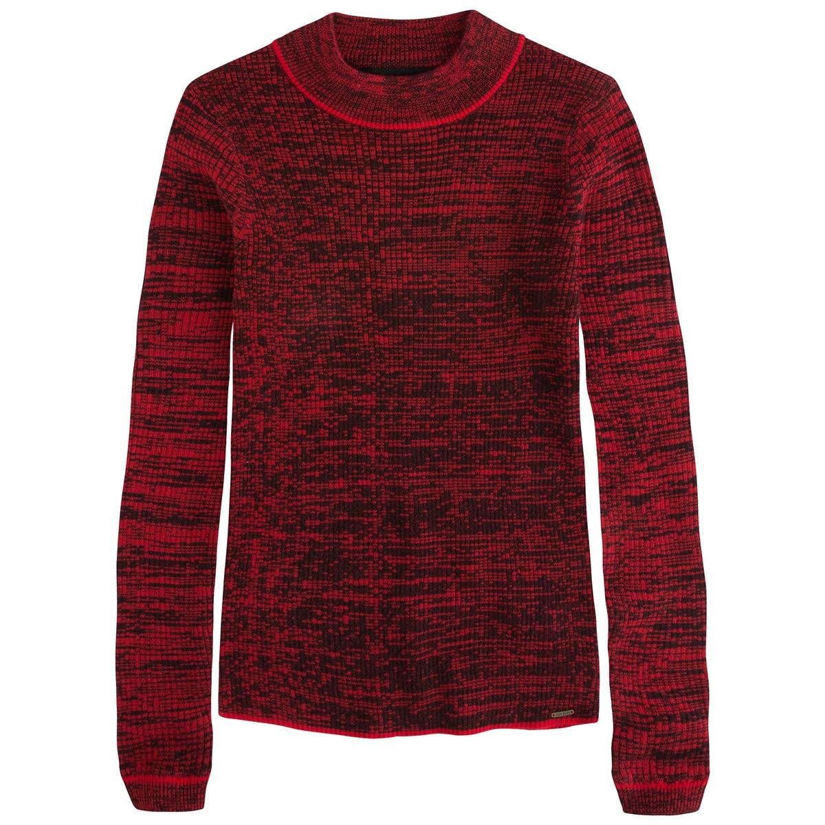 цена Пуловер с высоким воротником и длинными рукавами LEIRA онлайн в 2017 году