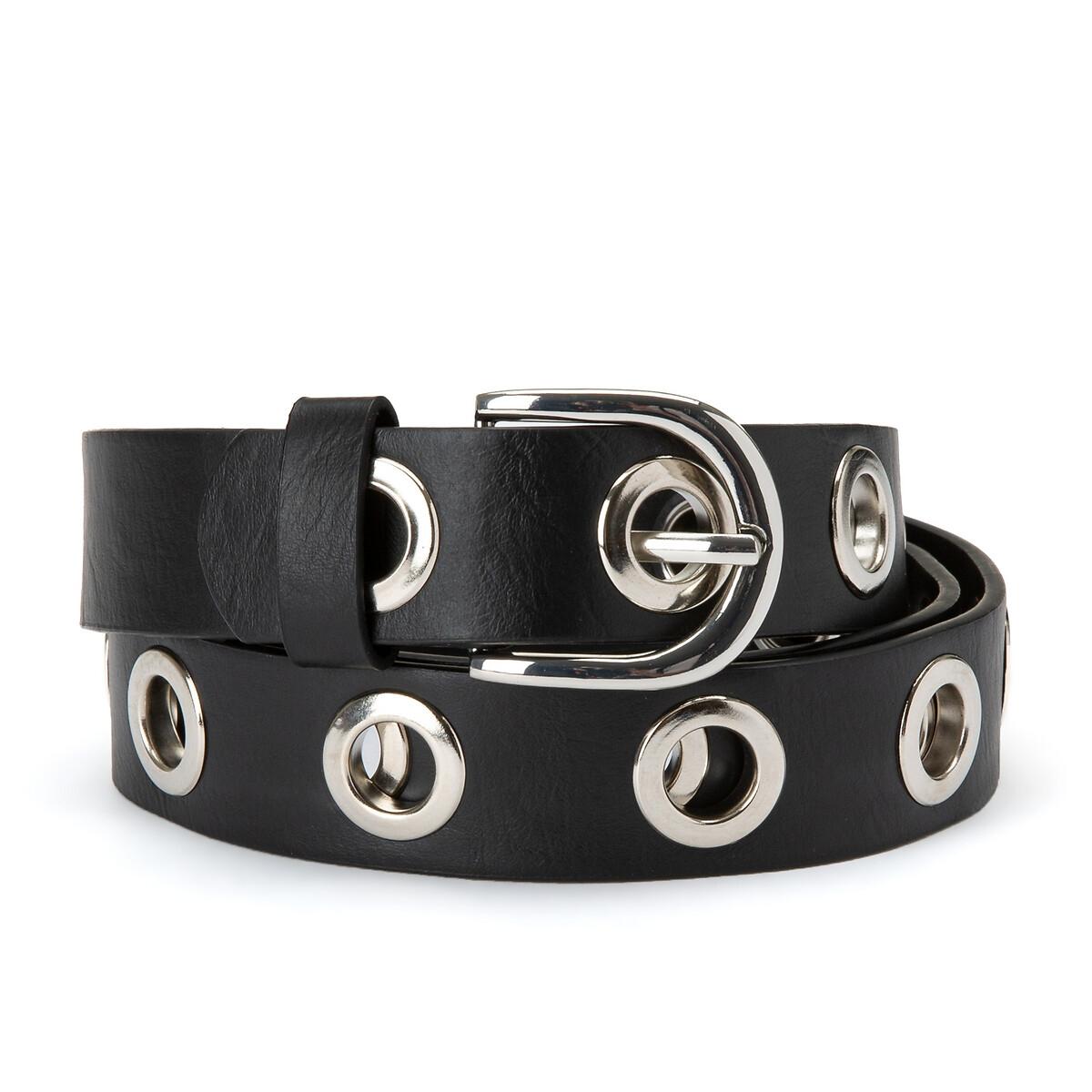 Cinturón con ojales