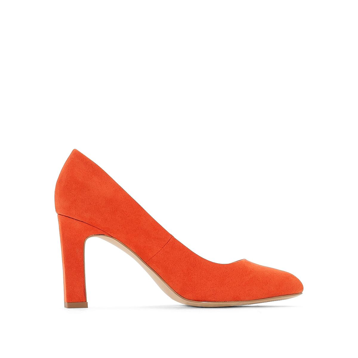 Туфли синтетические от La Redoute Collections