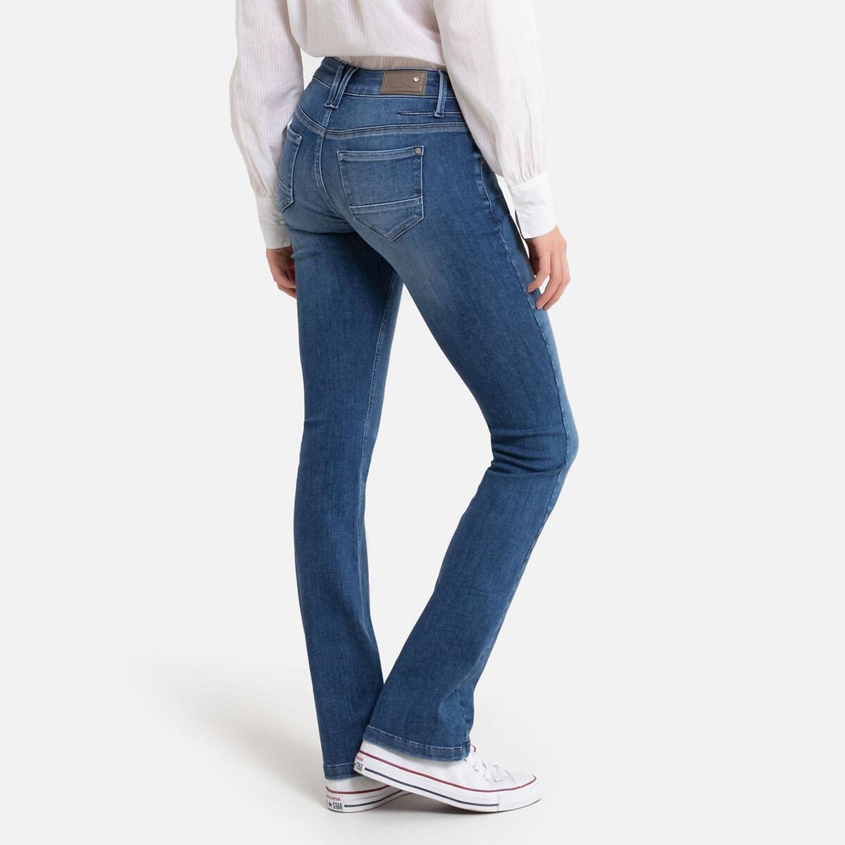 Jeans Bootcut Betsy S-SDM, cintura subida