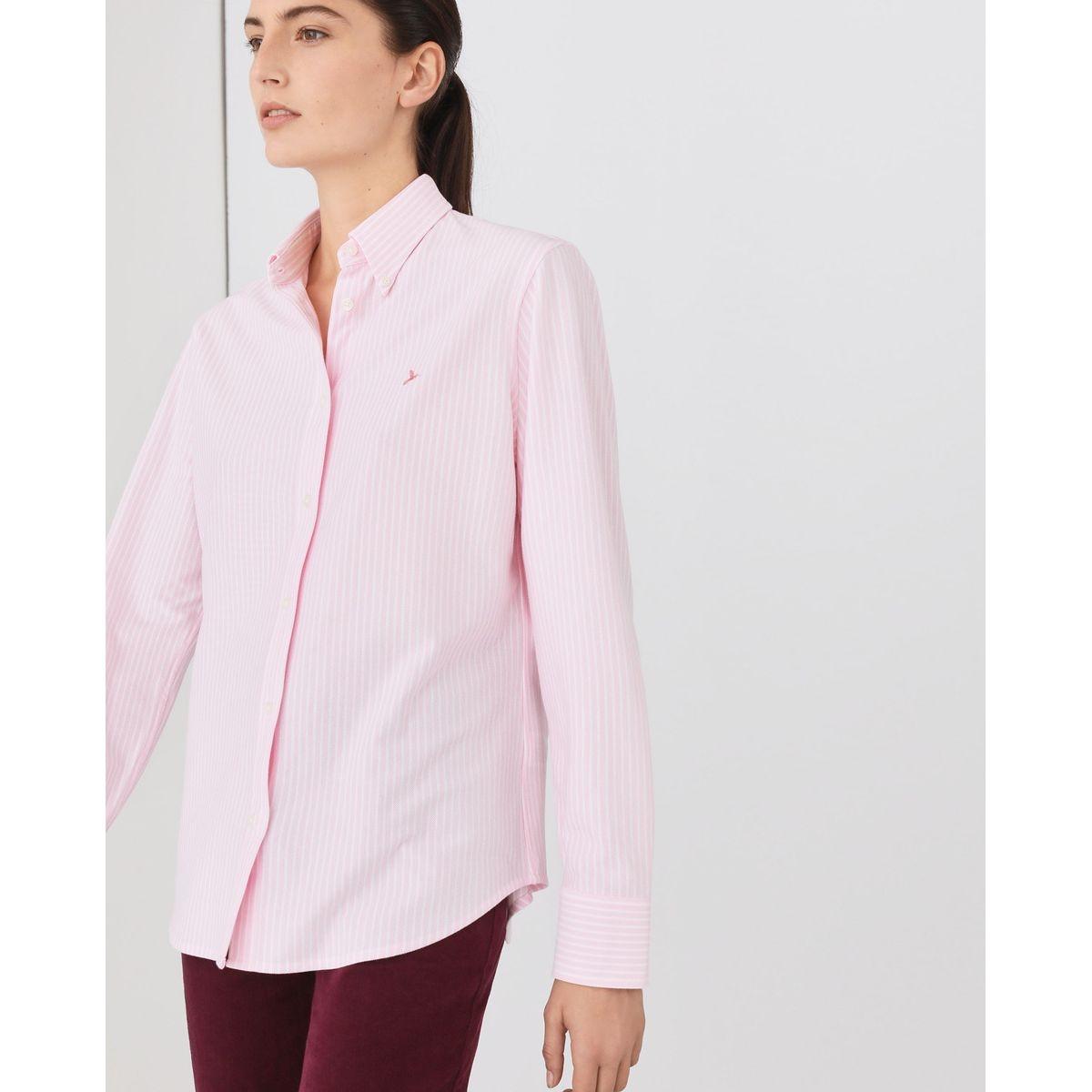 Chemise classic à motif