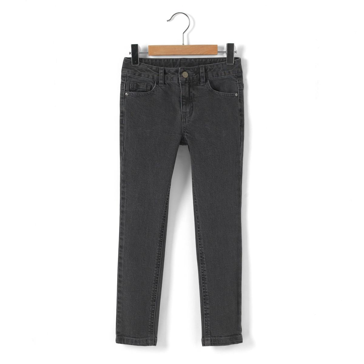 Джинсы слим, 3-12 лет джинсы слим с тропическим рисунком 3 14 лет