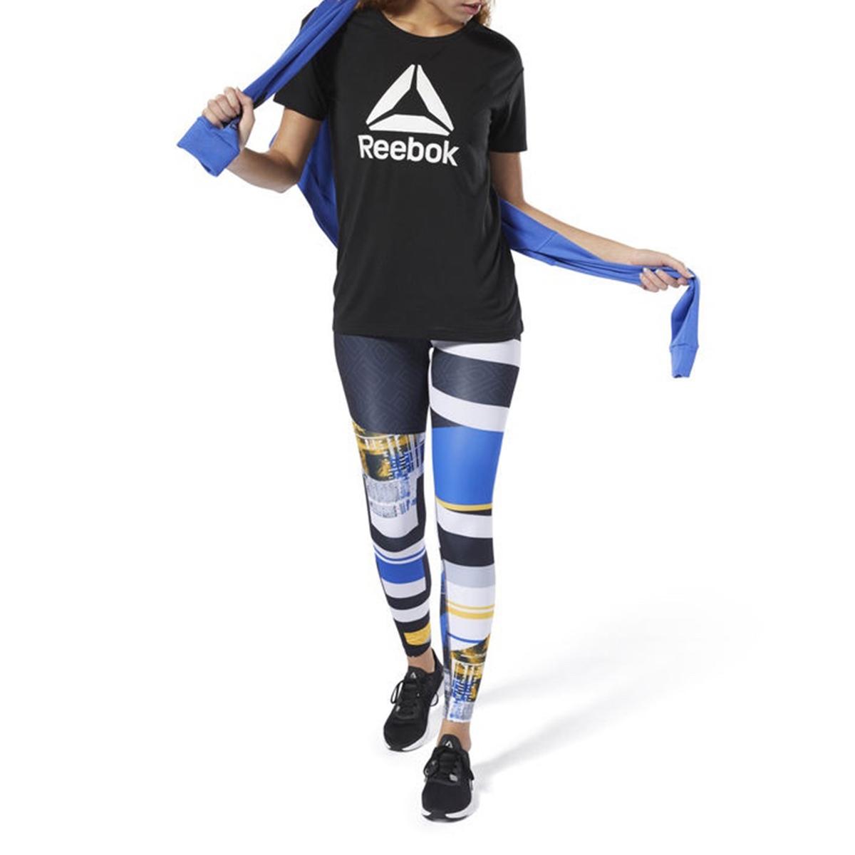Imagen principal de producto de Camiseta estampada delante, Wor Supremium - Reebok
