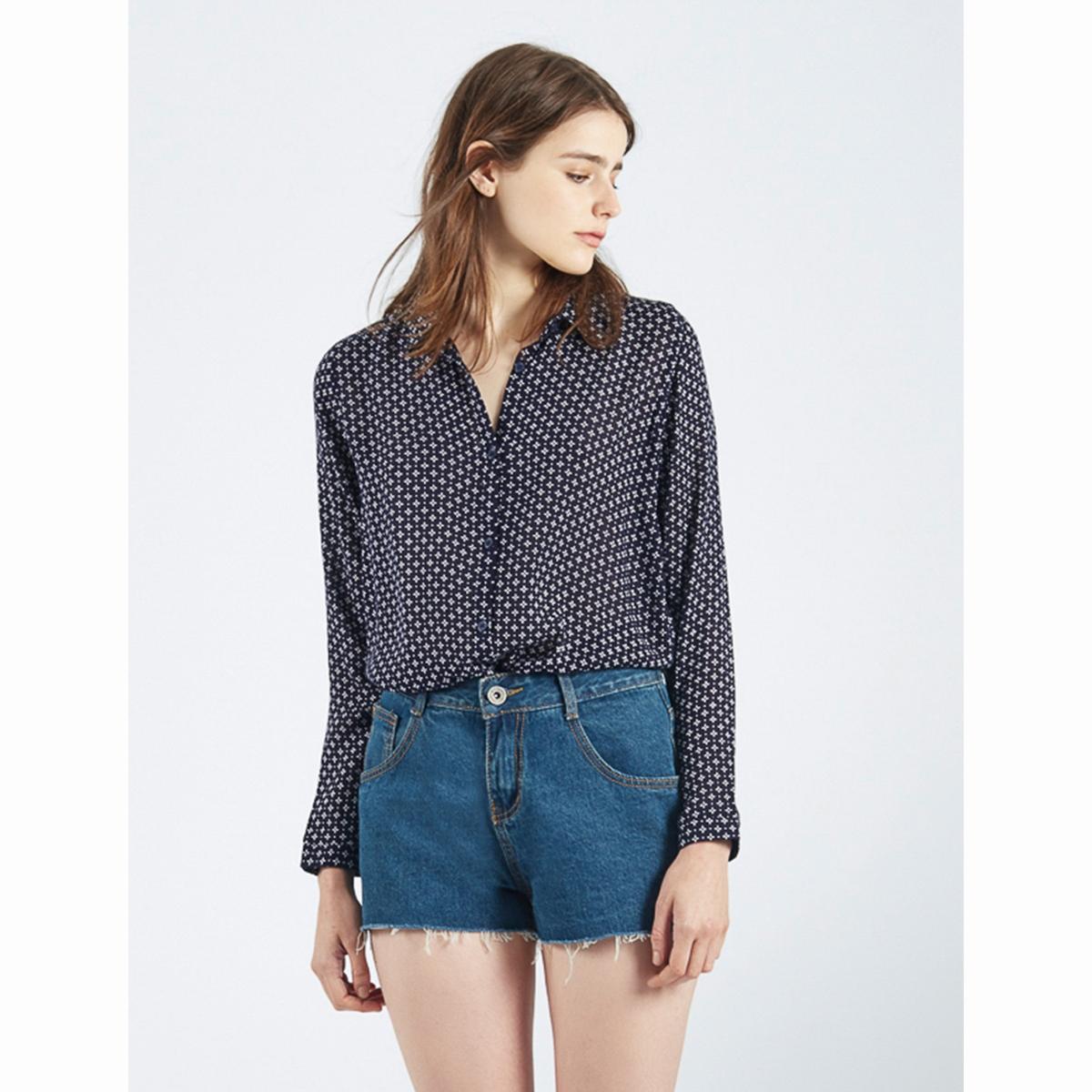 Рубашка с рисунком Raspberry