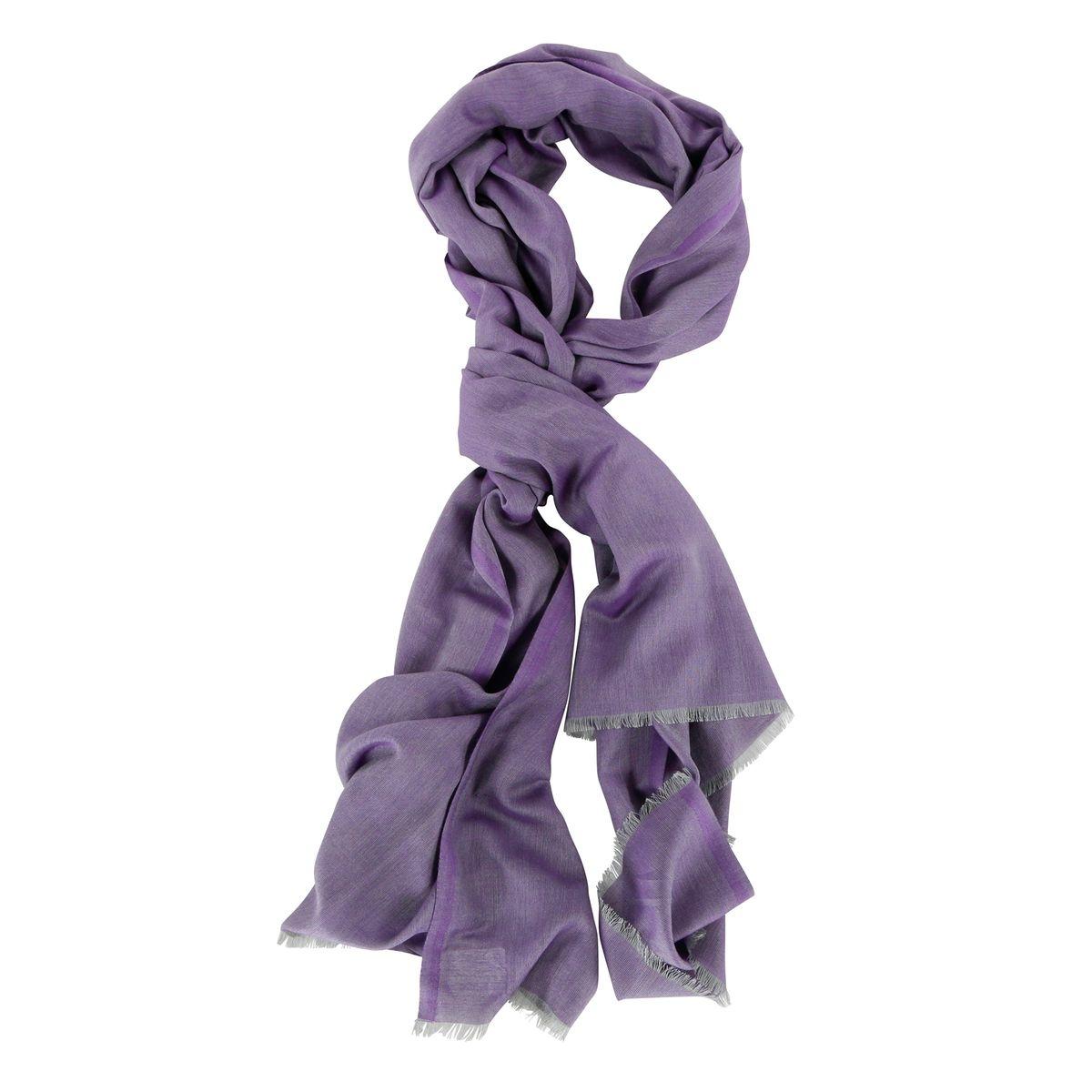 echarpe ete unie violette