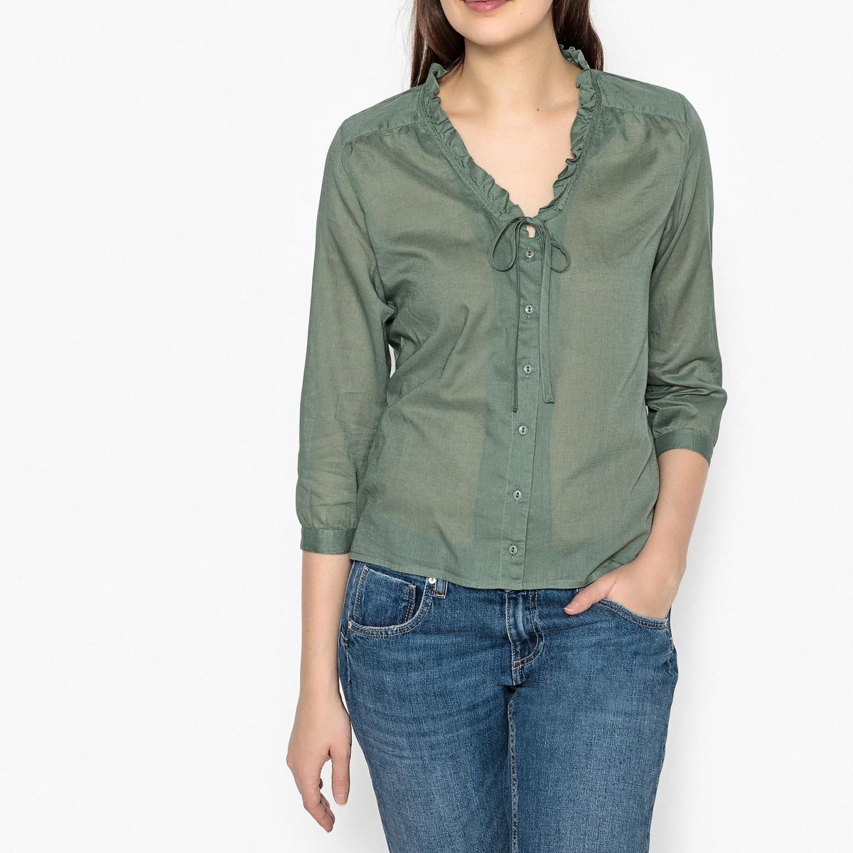 Рубашка из хлопковой ткани LEANDRO рубашка harris wilson harris wilson ha019emqpi74
