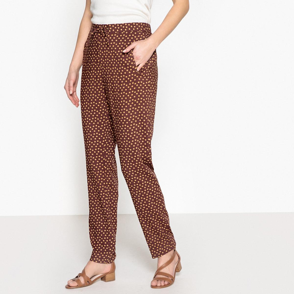 Брюки узкие, дудочки джинсы дудочки quelle melrose 745642