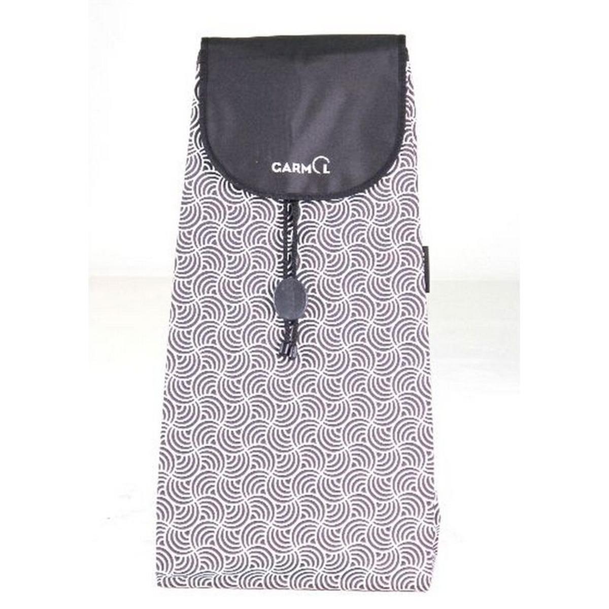 garmol - sac pour poussette de marché 51l blanc/noir - bbp218esp c-662
