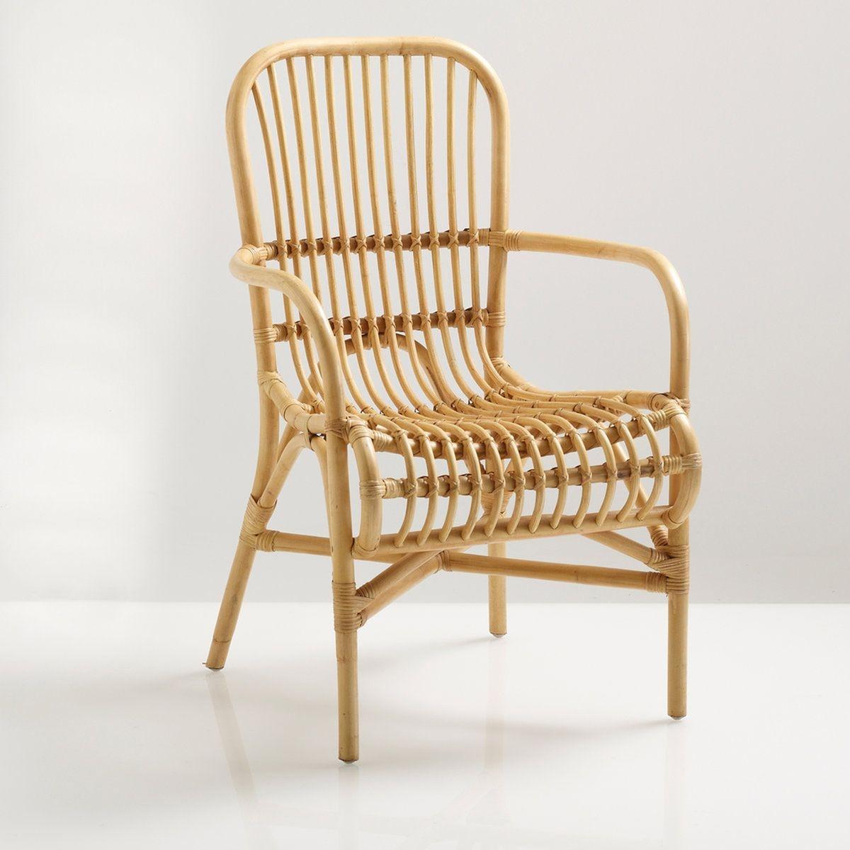 fauteuil en canne de rotin malu. Black Bedroom Furniture Sets. Home Design Ideas