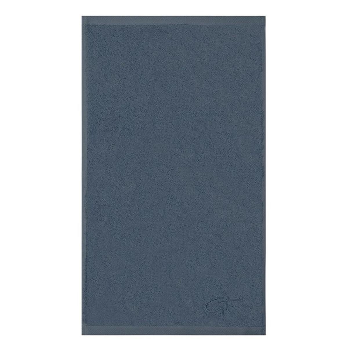 Serviette Invites Ligne Bambou Bleu