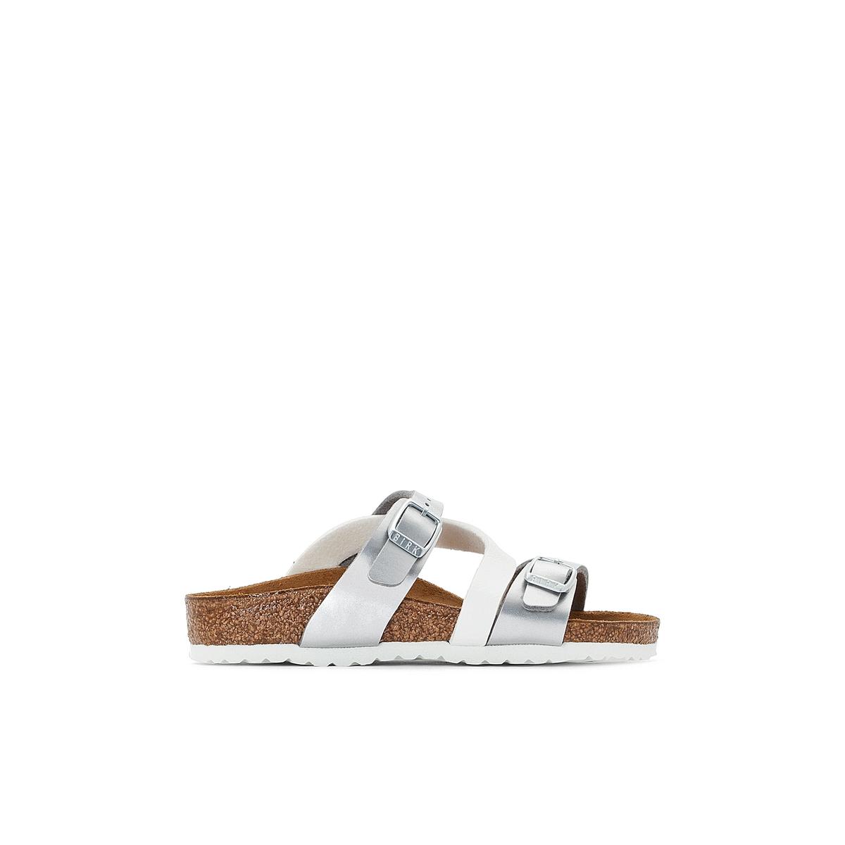 Туфли без задника с открытым мыском Salina, размеры 26-38 сандалии salina