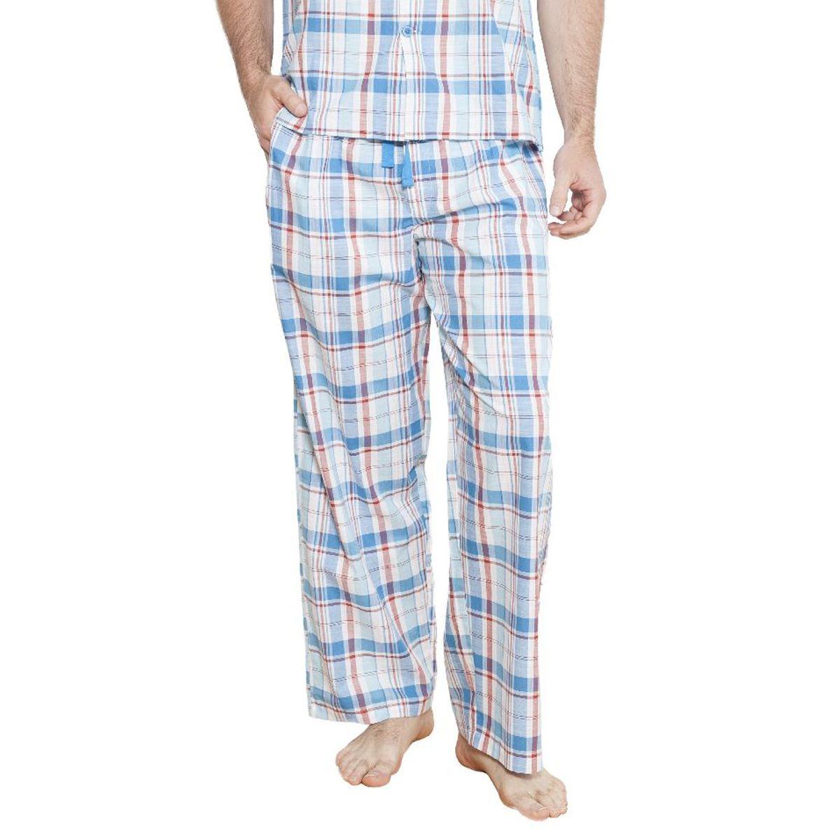 Bas de Pyjama à Carreaux JAMES