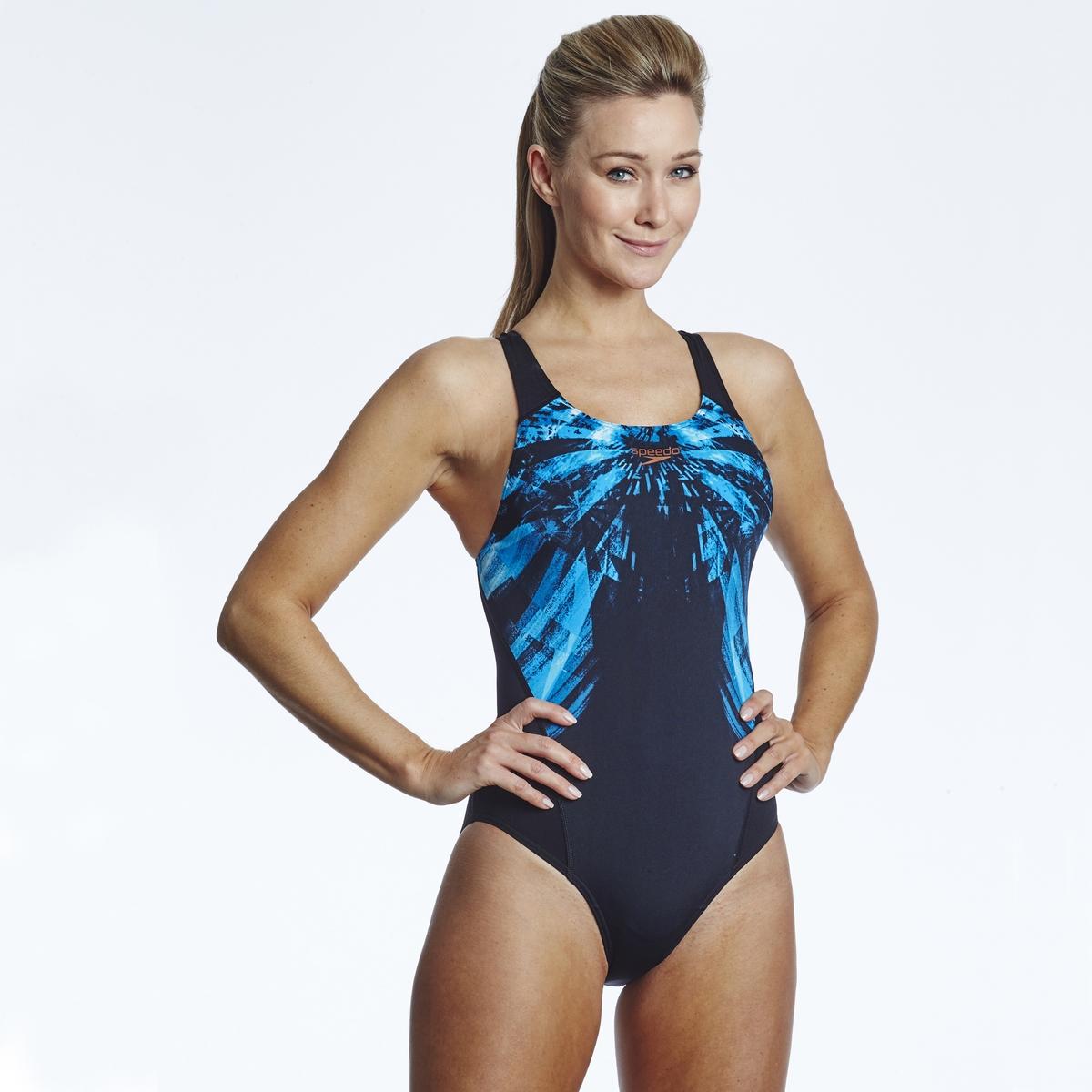Imagen principal de producto de Bañador estampado para piscina - Speedo