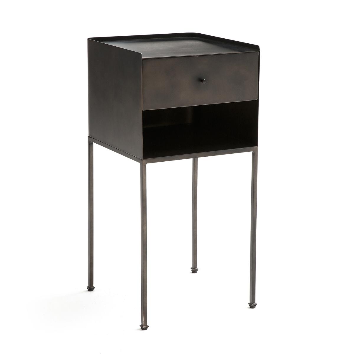Nachttisch Yazdan aus Metall