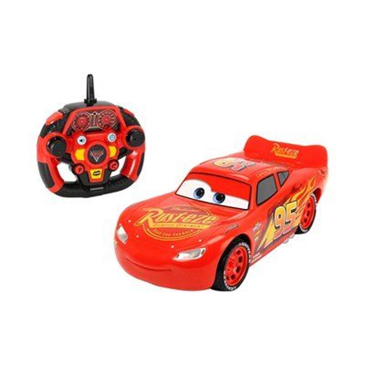 DICKIE TOYS Voiture télécommandée Flash McQueen Ultimate 1:16 voiture...
