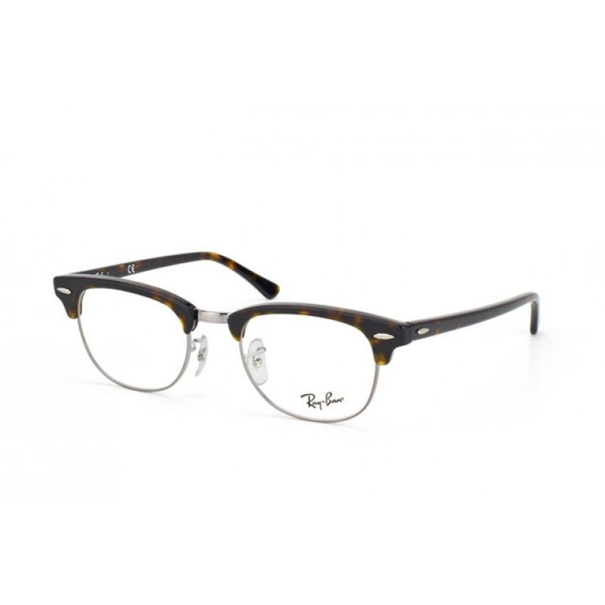 5a47cad84841e3 RAY-BAN Lunettes de vue pour homme RAY BAN Ecaille RX 5154 2012 49