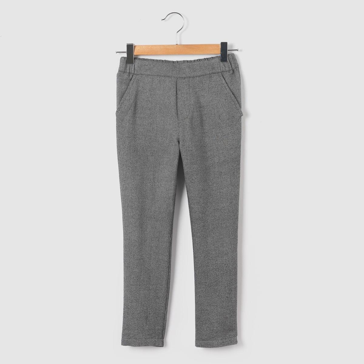 Pantalon en flanelle 3-12 ans