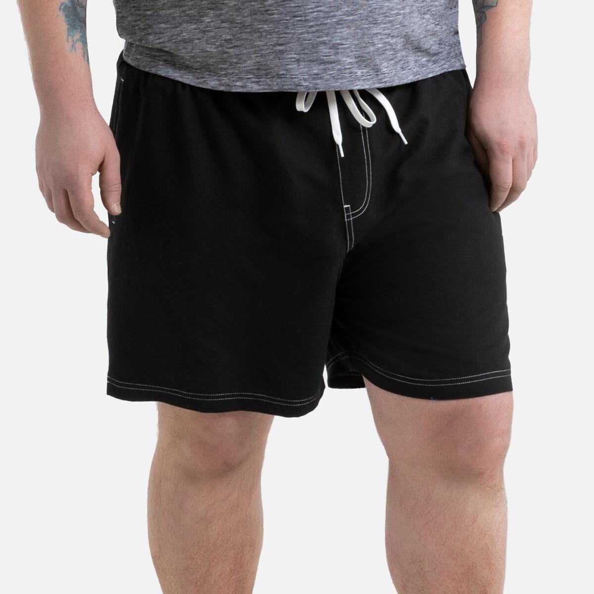 Шорты La Redoute Пляжные 5XL черный шорты la redoute пляжные с рисунком 10 лет 138 см черный