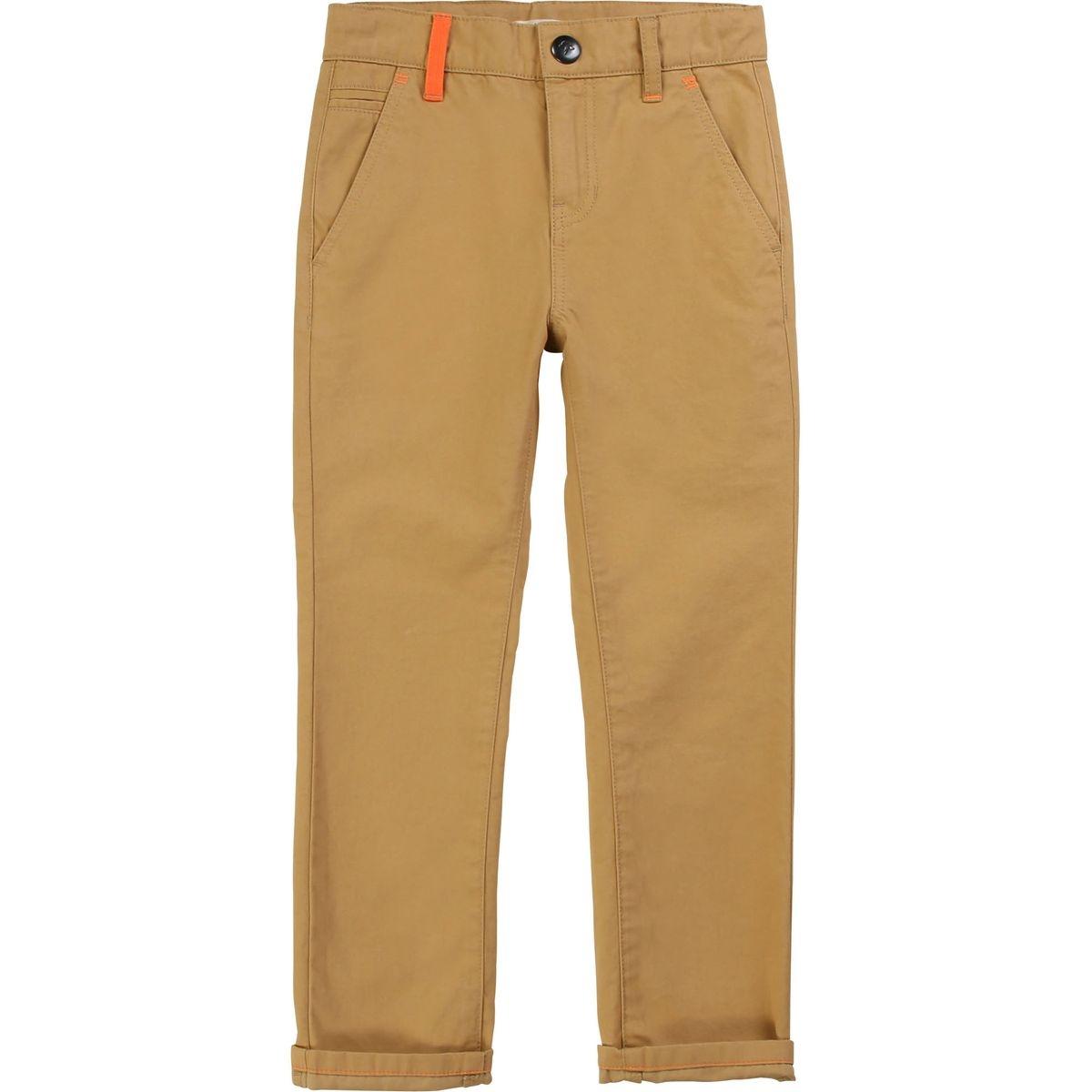 Pantalon en twill de coton