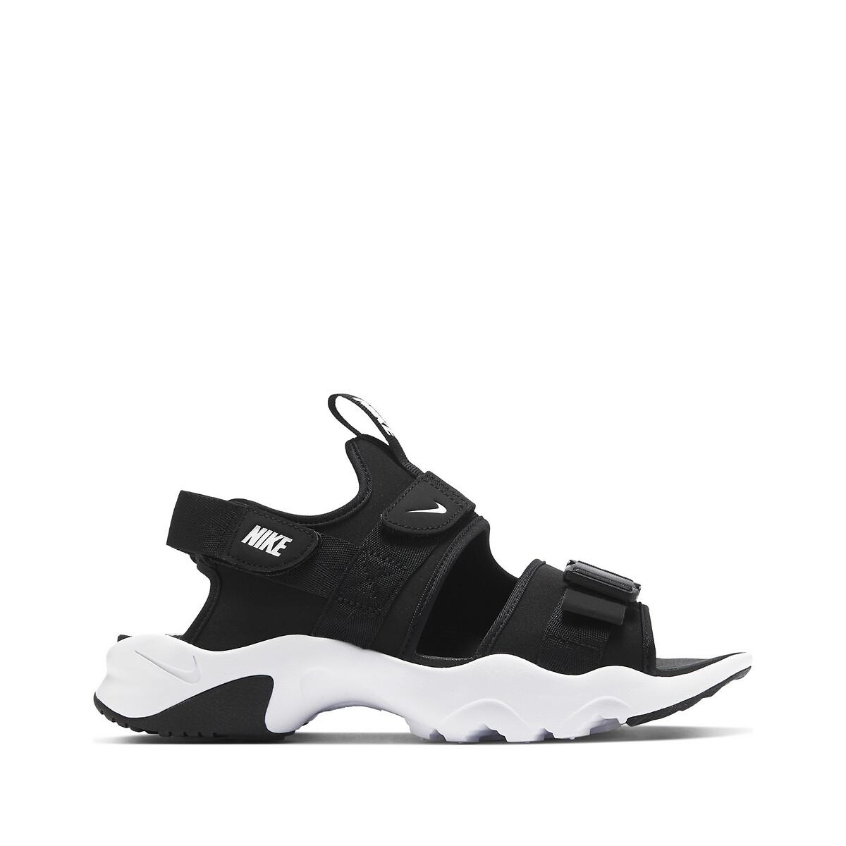 Nike Canyon outdoor sandalen zwart/wit online kopen