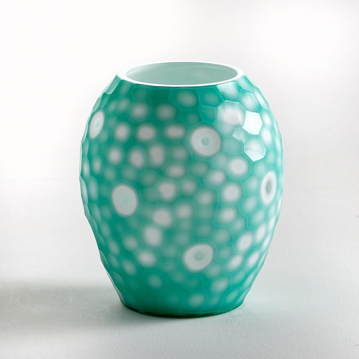 Ваза из опалового стекла Eliseum, малый размер homereligion ваза подсвечник серебрянная из стекла