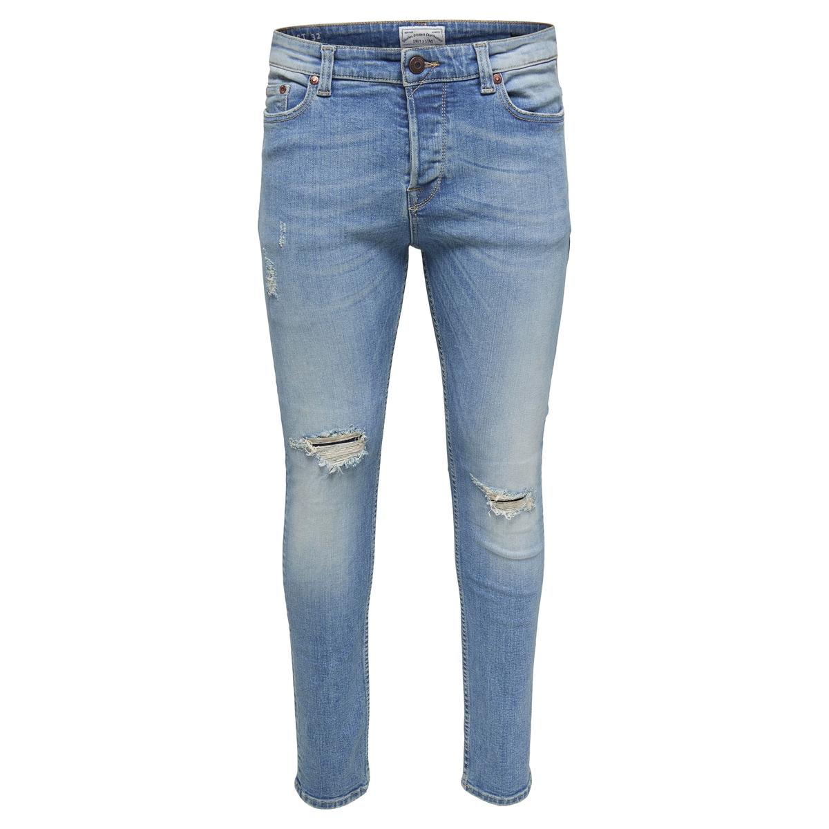 Jeans slim stretch, Onsloom