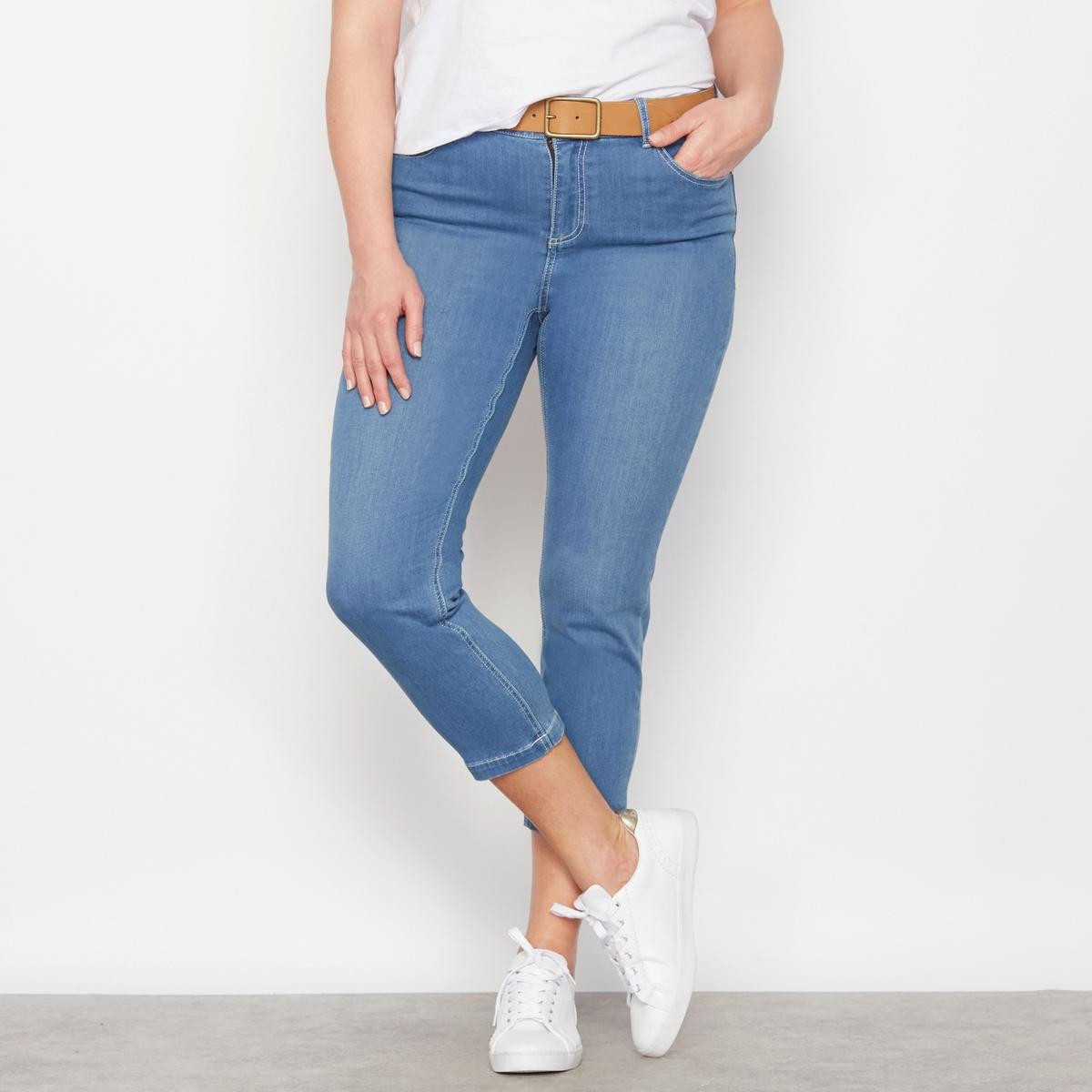Jeans pantaloni a pinocchietto