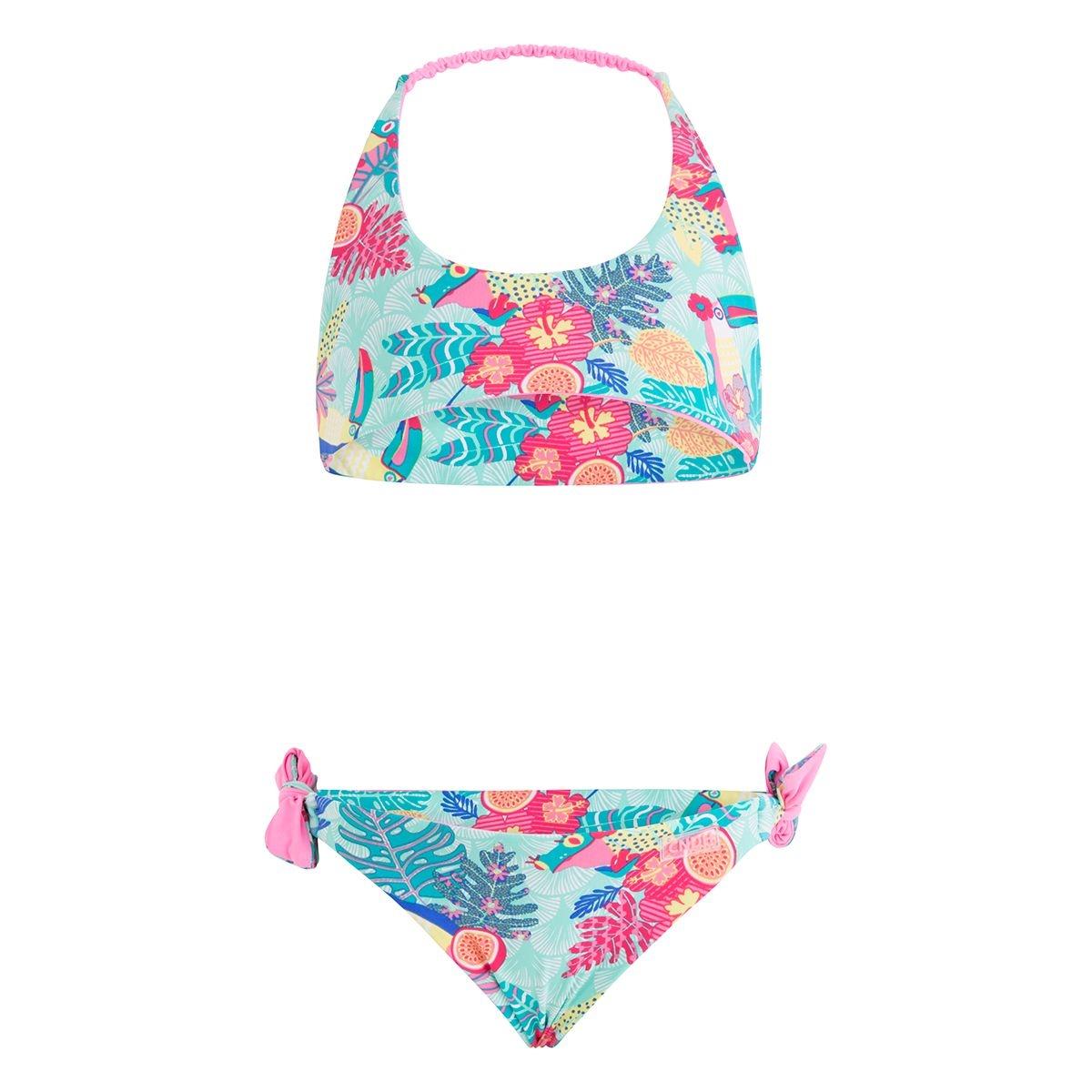 Bikini tucan fille