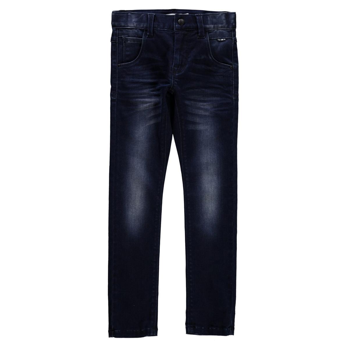 Джинсы La Redoute Узкие 8 синий джинсы la redoute узкие с вышивкой 8 другие