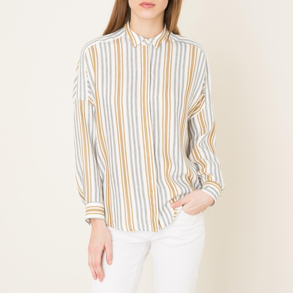 Рубашка оверсайз DARLING MA sessun рубашка с длинными рукавами
