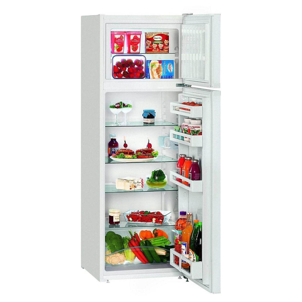Réfrigérateur 2 portes CTP250