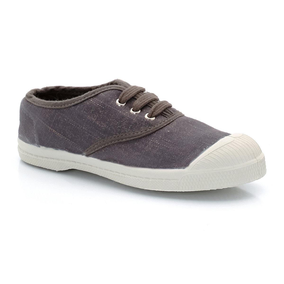 Кеды GlossyОписание:Детали •  Спортивный стиль •  Плоский каблук •  Застежка : шнуровкаСостав и уход •  Верх 100% ткань •  Подкладка 100% текстиль •  Стелька 100% текстиль •  Подошва 100% каучук<br><br>Цвет: рисунок серо-коричневый<br>Размер: 27
