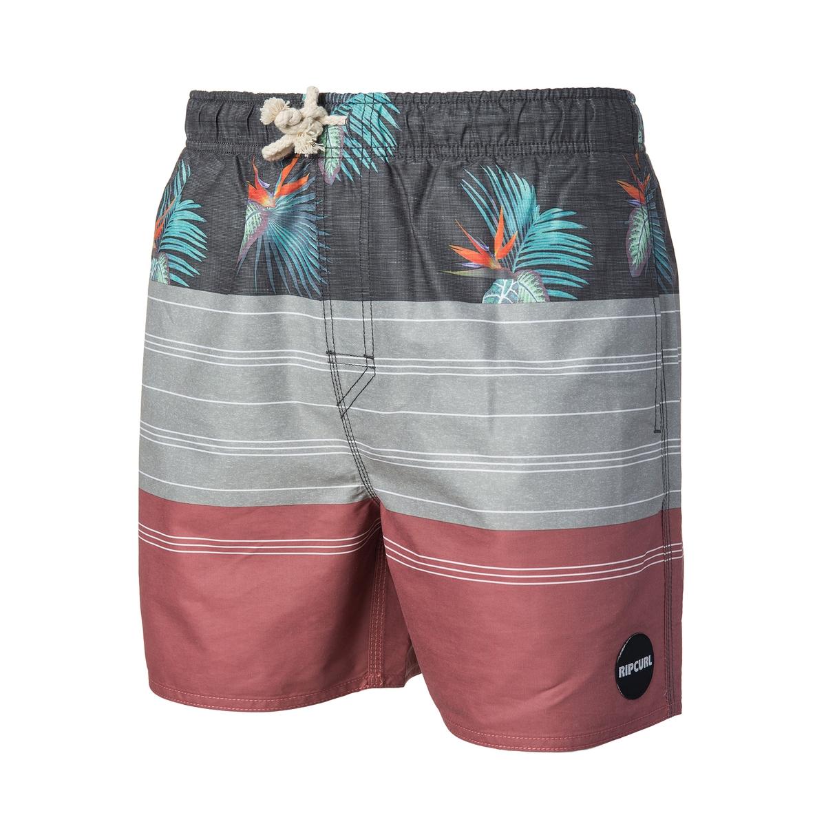 Шорты пляжные с рисунком шорты rip curl rip curl ri027ewswz56