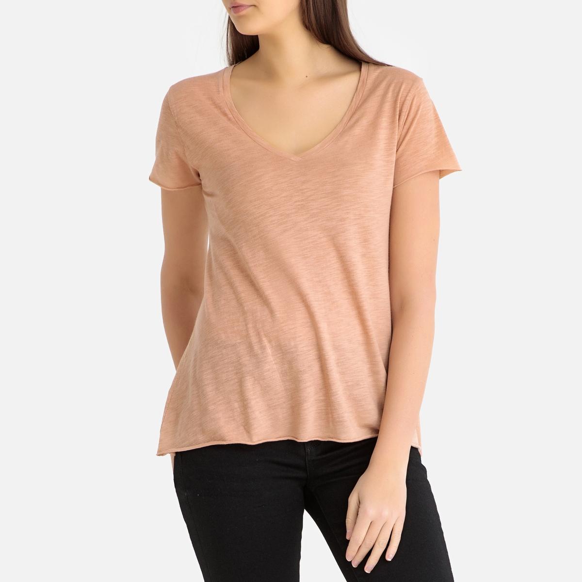Imagen principal de producto de Camiseta con cuello de pico JACKSONVILLE - American Vintage