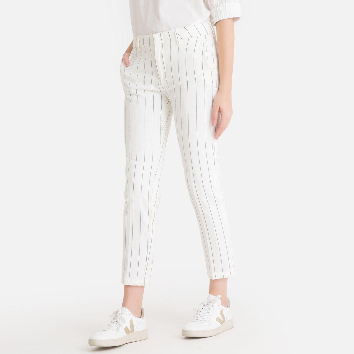 Pantalon rayé LIZZY FANCY