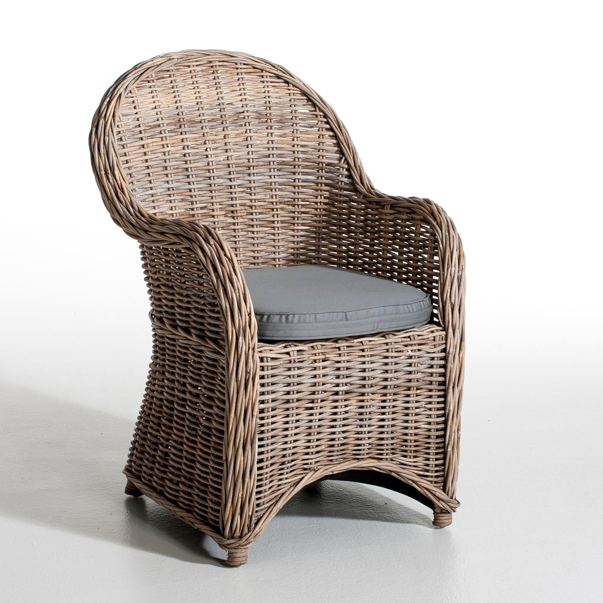 Кресло садовое плетеное Elmer