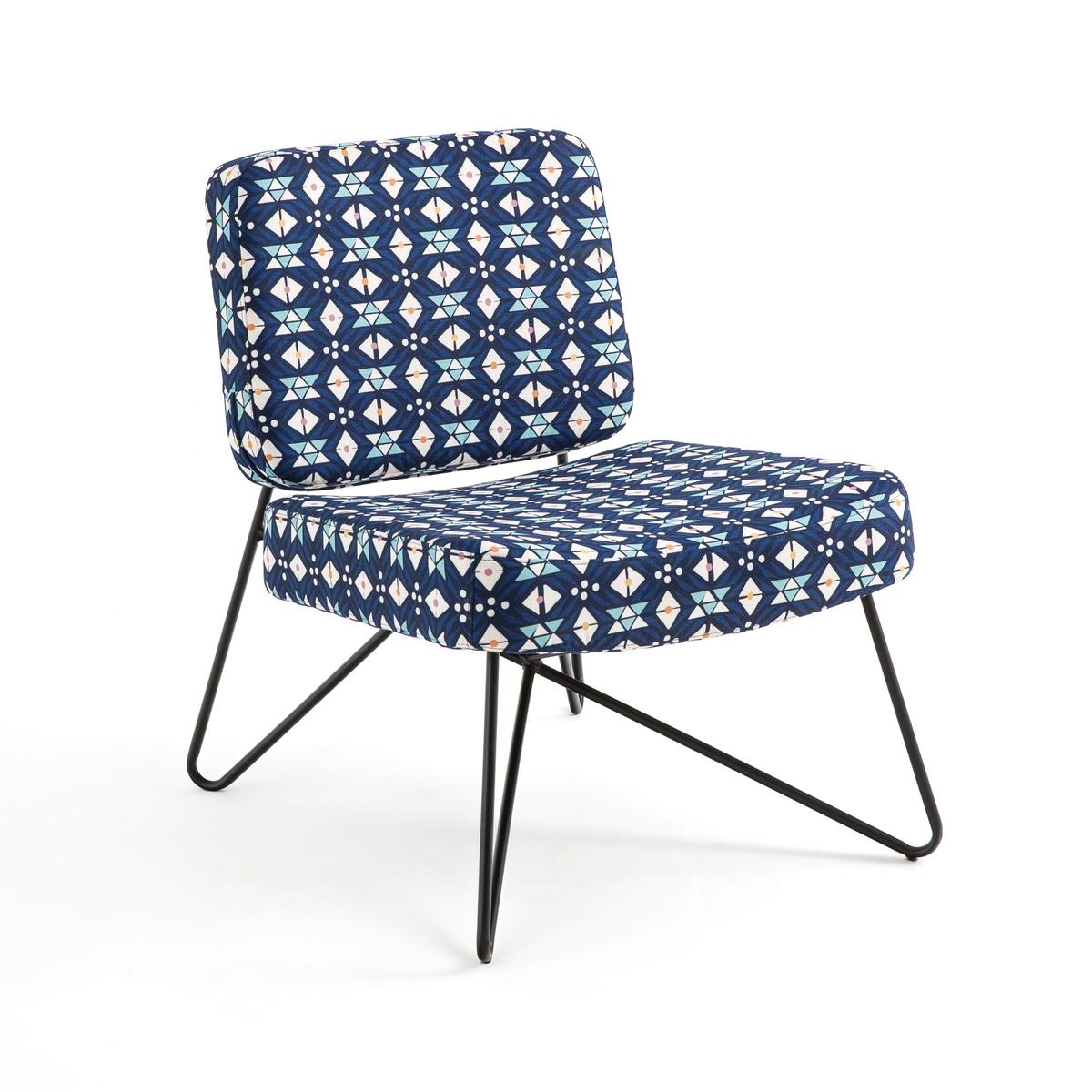 Кресло La Redoute Винтажное с принтом Watford единый размер другие west ham watford