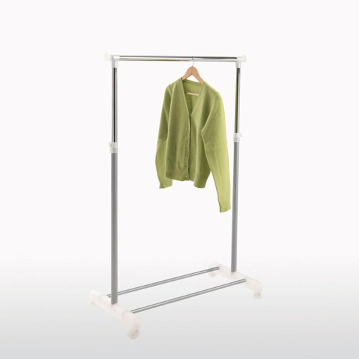 Вешалка-стойка раздвижная на колесах вешалка для одежды на колесах купить