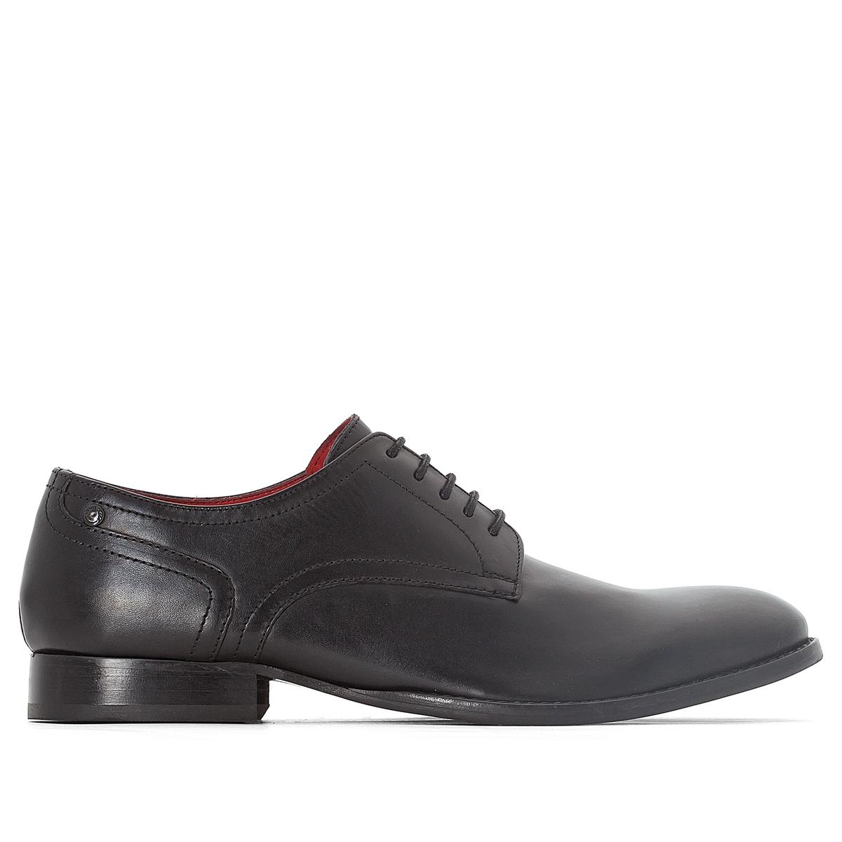Ботинки-дерби кожаные FORD ботинки дерби кожаные
