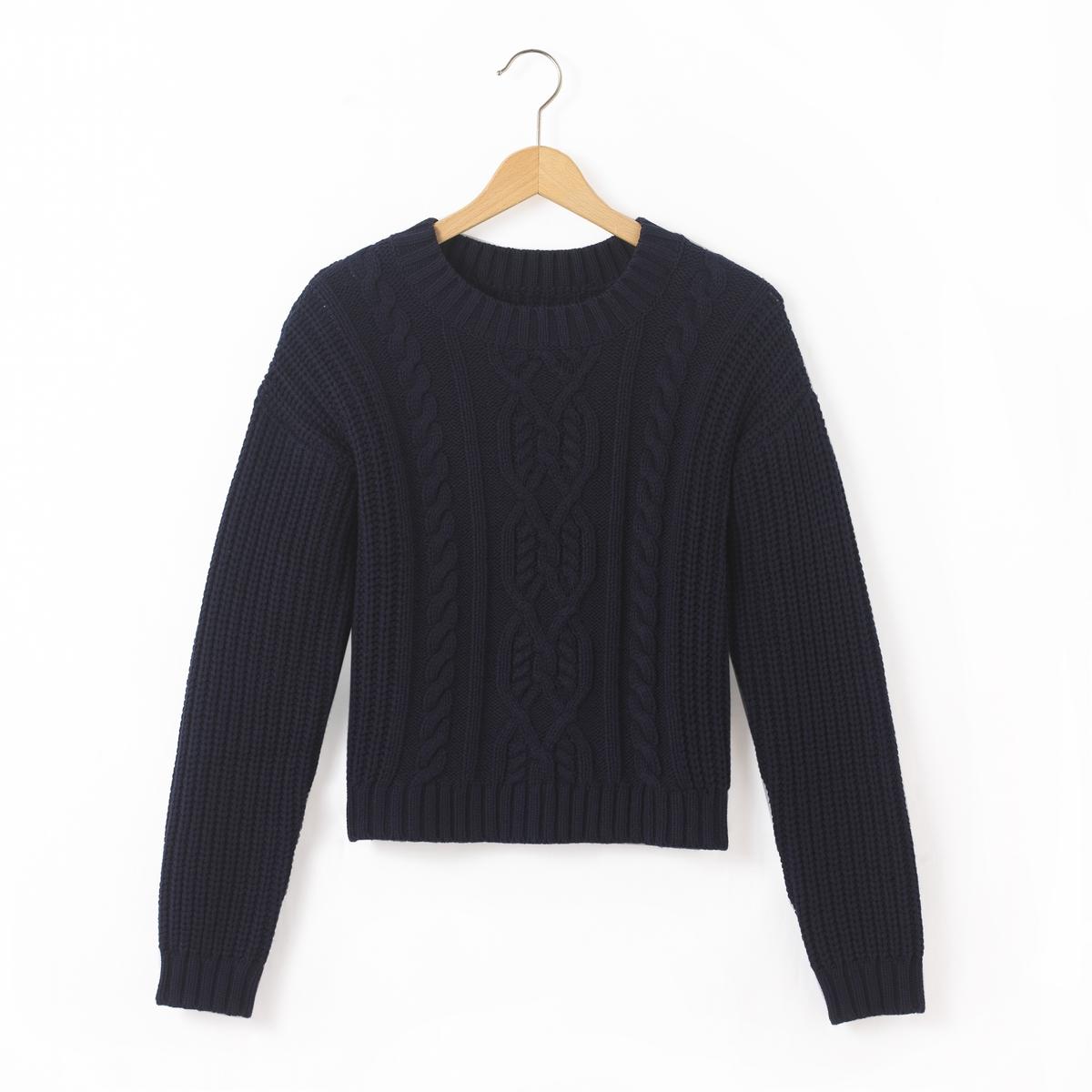 Пуловер короткий  10 - 16 лет