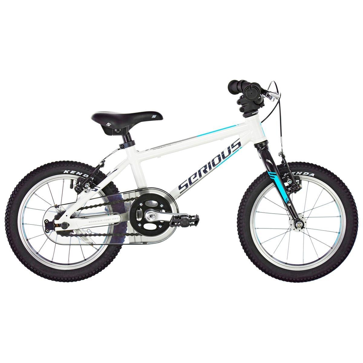 """Superlite - Vélo enfant - 14"""" blanc"""