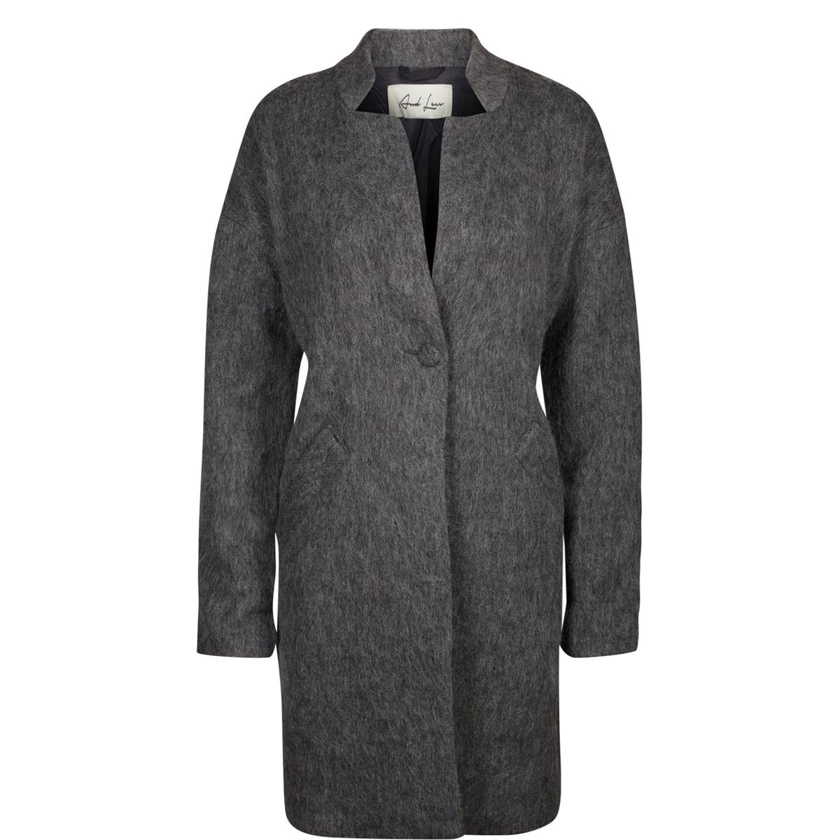 Пальто Metz средней длины от AND LESS