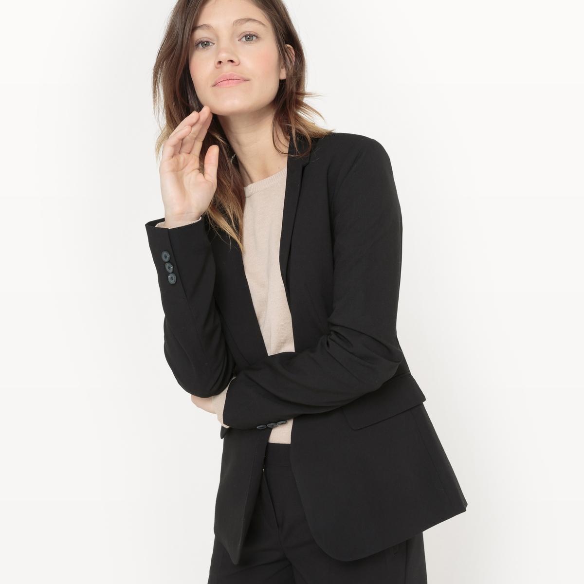 Пиджак костюмный, длина 60 см