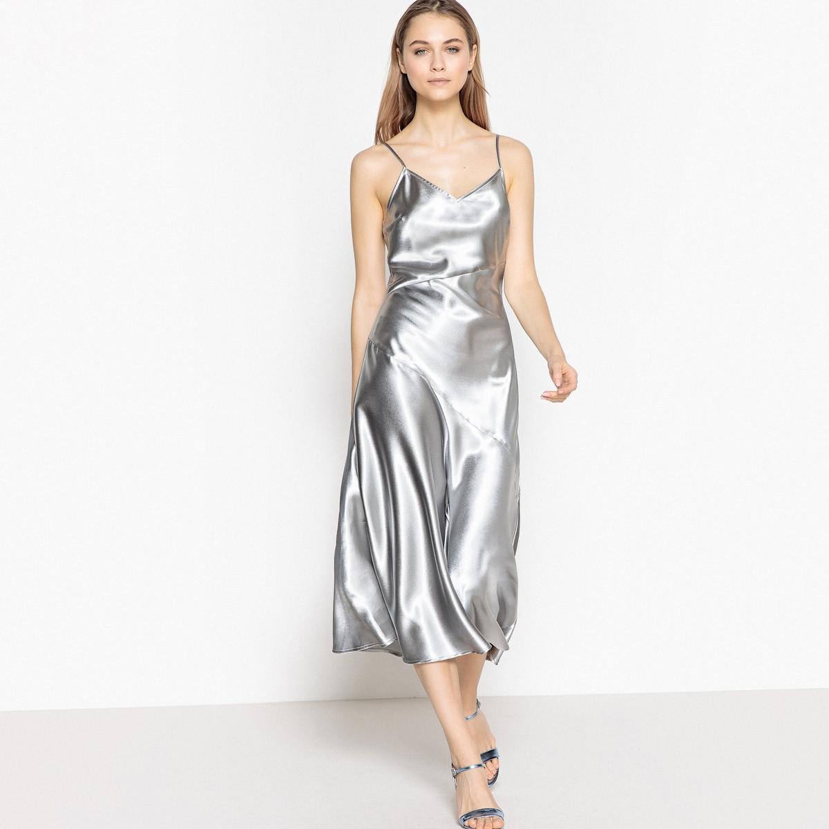 Коктейльное платье La Redoute Collections 6349161 от LaRedoute