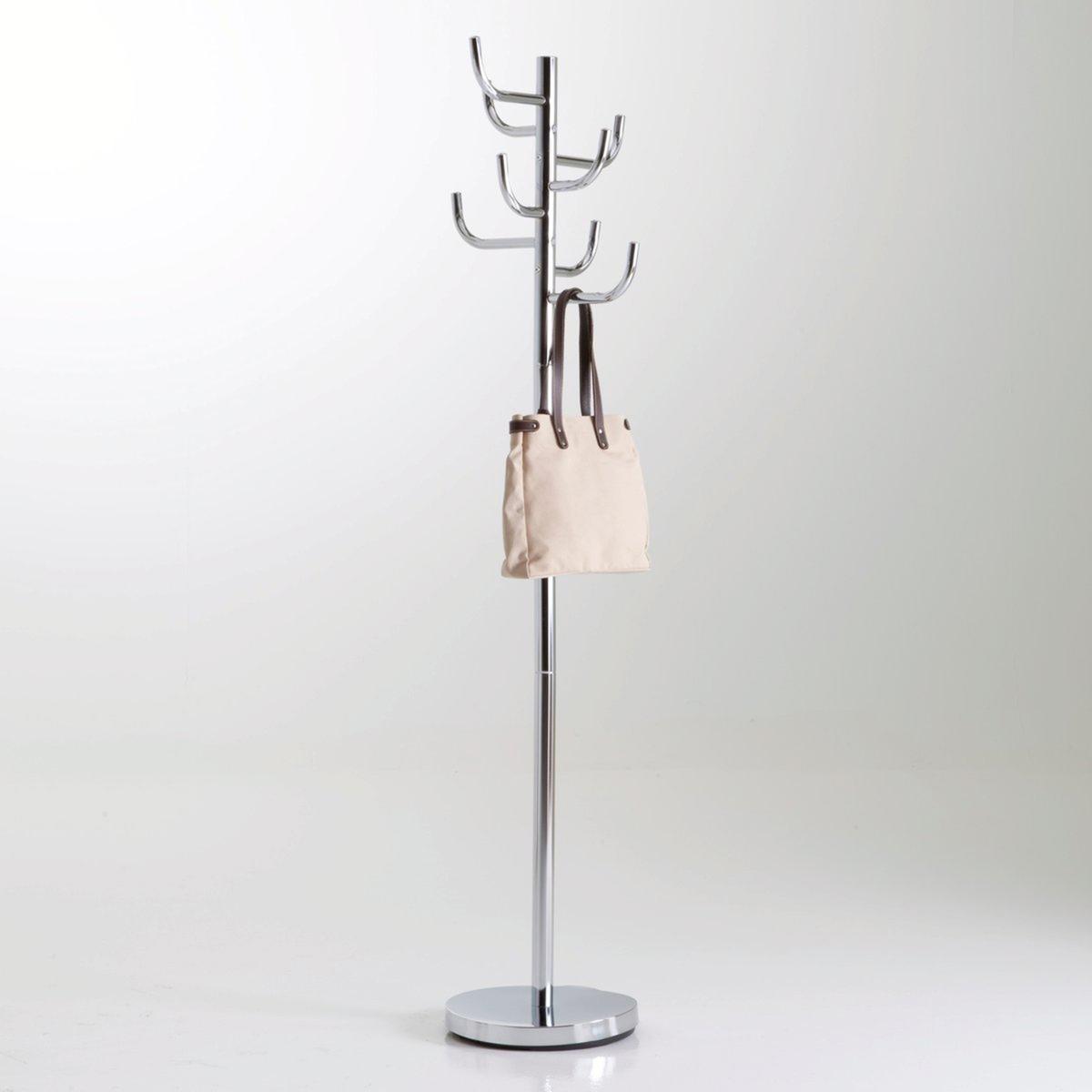 Вешалка LaRedoute Из хромированного металла в форме кактуса единый размер серый