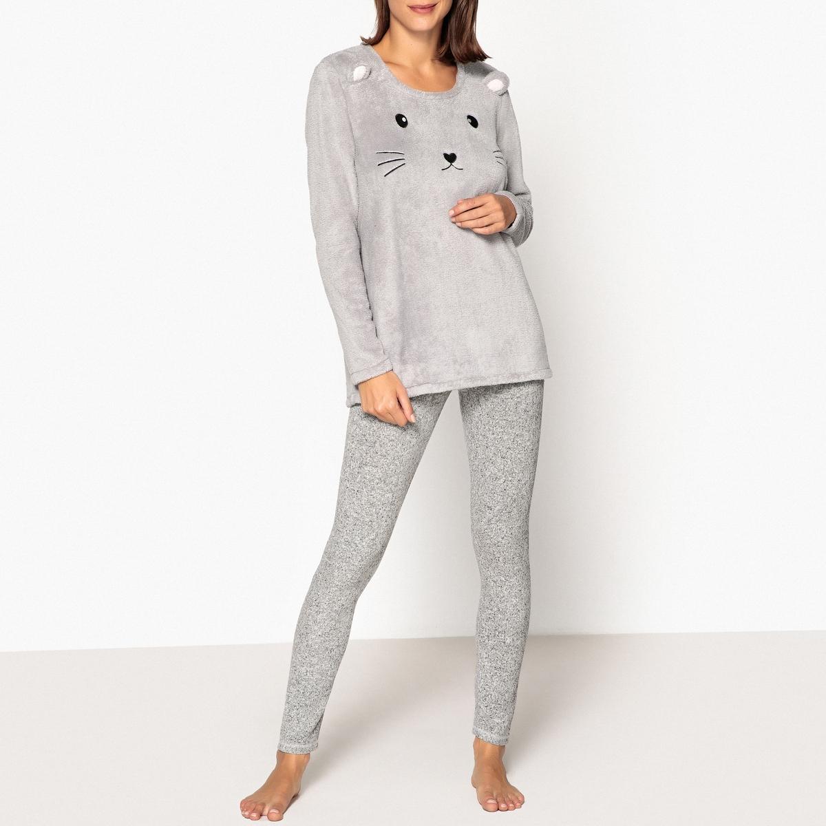 Pijama cálido