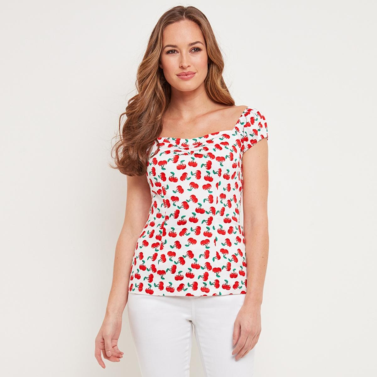 Рубашка с v-образным вырезом и графическим принтом dr browns набор из 6 бутылочек с широким горлышком dr browns 240 мл полипропилен арт 455
